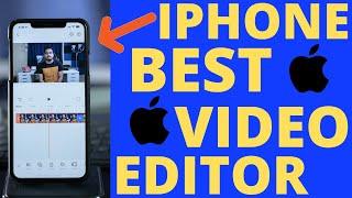 2020 BEST VIDEO EDITING APP FOR IPHONE & IPAD - FilmoraGO TUTORIAL