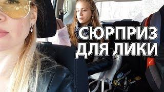 LIFE VLOG: Делаем Покупки в ТРЦ МЕГА/ Новая Сумка/ СЮРПРИЗ для Лики