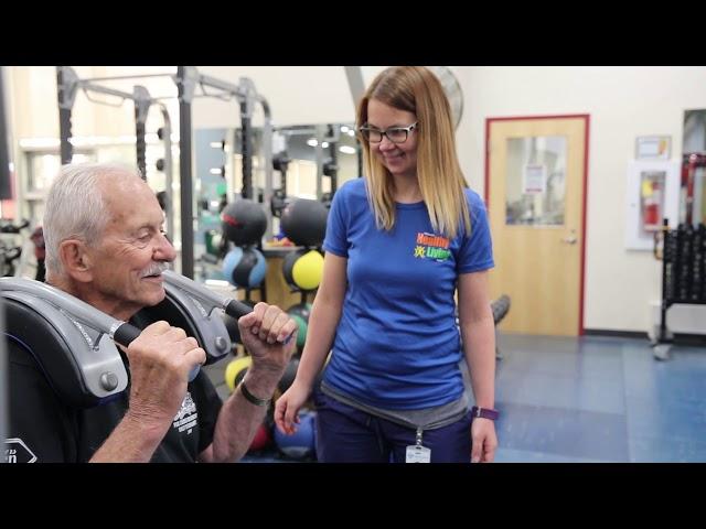 AHS Careers – Healthy Living Program