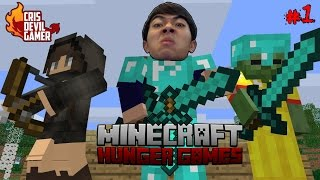 Minecraft The Hunger Games part 1