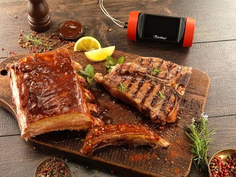 GrillEye PRO+ Wireless Grilling & Smoker Thermometer