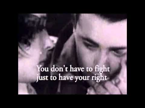 You Don't Have to Fight (The Human Rights Song)