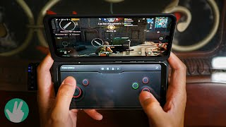 LG V60 ThinQ 5G Dual Screen Gaming Review