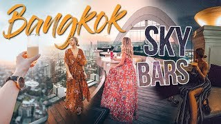 BEST SKY BARS IN BANGKOK, THAILAND
