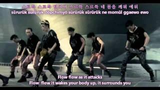 BoA - Hurricane Venus [Hangul + Romanization + Eng Sub] MV