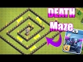 Download Video YOU WON'T SURVIVE!!😀PEKKA DEATH MAZE🔸Clash Of Clans