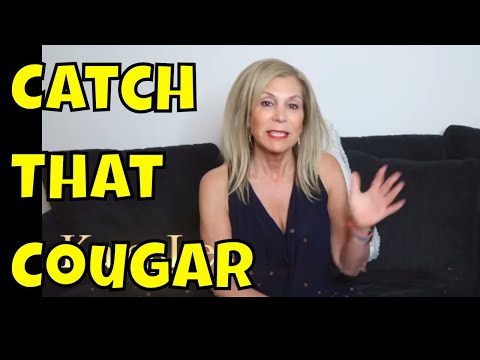 Catch That COUGAR! 10 Common Questions About Older Women:  Cougar Dating Advice