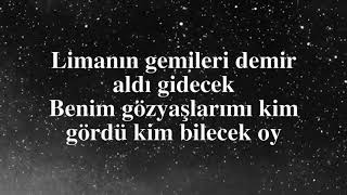Aysel - Yakupoğlu   Gün Gelir ⎮Sözleri ⎮ Lyrics ⎮ Sen Anlat Karadeniz