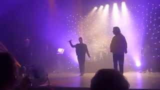 Ambitions / Until The Stars Run Out - Joe McElderry - SYSA tour, Bridlington