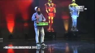 Maharaja Lawak Mega 2013   Minggu 5   Persembahan Nabil