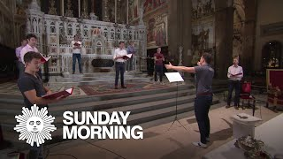 Rescuing sacred music of the Renaissance