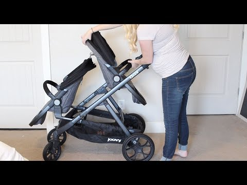New Joovy Qool Stroller Review