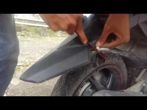 Video Cara Memodifikasi Yamaha X Ride