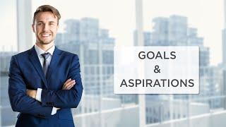 Goals & Aspirations - The HELP Program