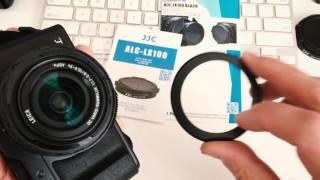 ALC-LX100 Automatic Lens Cap for Panasonic LX100