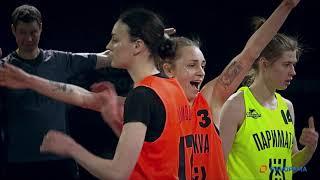 Чемпионат России по баскетболу 3х3. Женщины