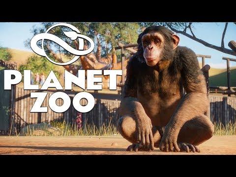 Buiding a Massive Terrarium & Indoor Enclosures - Planet Zoo Beta Franchise Mode Gameplay