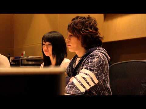 【声優動画】西川貴教と水樹奈々がデュエットしたレコーディングの様子