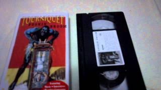 Joe's Record Store Christian Rock & Metal Episode 204: Tourniquet: Pushin Broom VHS