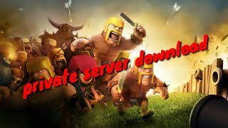 Clash of clan private server new update 2018 unlimited Gems