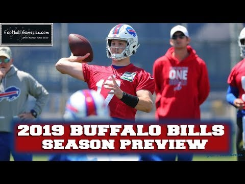 Football Gameplan's 2019 NFL Team Preview: Buffalo Bills