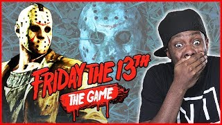 WHOA! WHAT A GREAT ESCAPE! - Friday The 13th Gameplay Ep.14