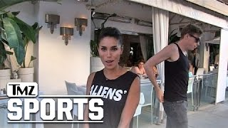 V. Stiviano -- Drake's 'Side Pieces' Song ... I'M HONORED | TMZ Sports