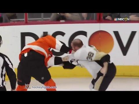 Michael Raffl vs. Zach Sill