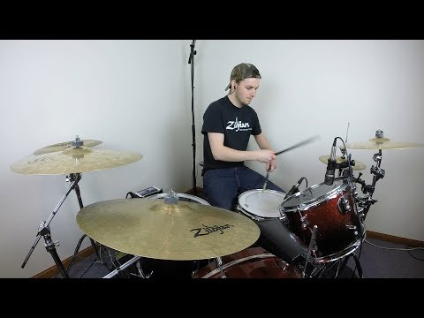 Thomas Rhett - Look What God Gave Her - Drum Cover