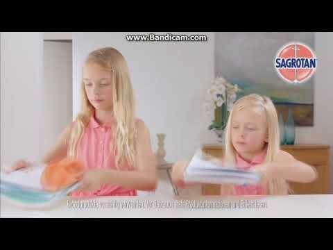 Sagrotan - Reinigungstücher | TV Spot 2017