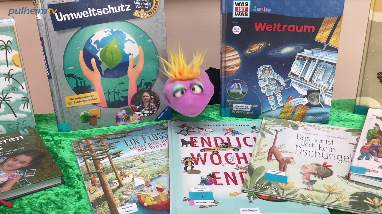 Lemmi und die Kinderbücher