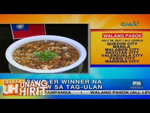 Tinatayang tamang diyeta sa mawala timbang sa menu