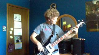 Hunter of the Heart Bass Cover.MP4