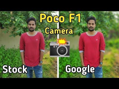 Google Camera On POCO F1! Amazing 🔥🔥 [NO ROOT] + download