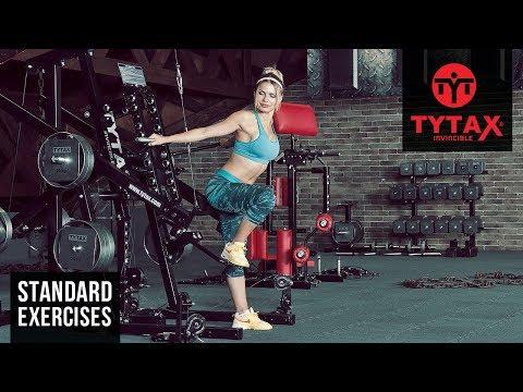 TYTAX® M1   Lever Standing Rear Kick
