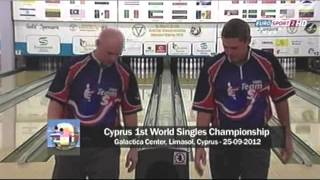 Bowling: 1st World Singles Championships 2012 Finals