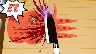 Kid Learns Cooking OCTOPUS Sushi Kitchen Games! TO-FU OH! SUSHI Educational Games