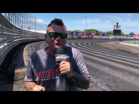 RACE DAY PREVIEW   Knoxville Raceway - Qualifying Night 1 - Aug. 7
