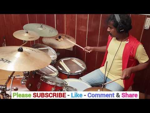 Padava un Paadalai | Drum Cover | Dedicate to Ilayaraja sir