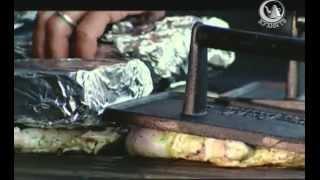 Смотреть онлайн Рецепт как приготовить цыпленка табака на гриле
