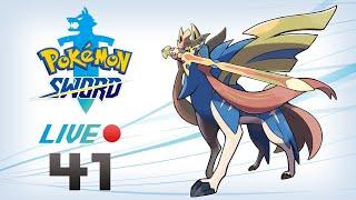 Indeedee  - (Pokémon) - Pokémon Sword LIVE #41 ⚔️ -  Breedando Tympole & Indeedee Competitivo