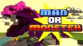 Man or monster!