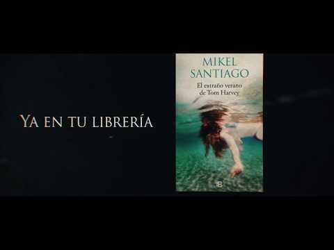 Vidéo de Mikel Santiago