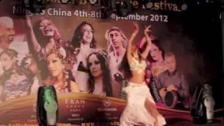 preview picture of video 'Kadia on stage in NingBo (China) 2012'