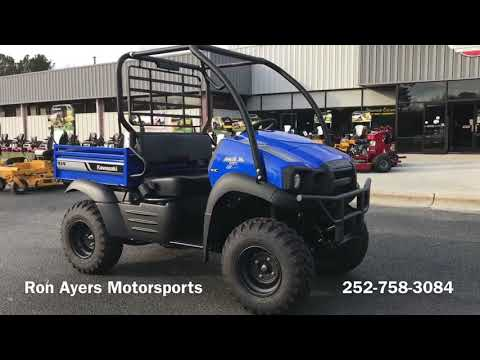 2021 Kawasaki Mule SX 4X4 XC FI in Greenville, North Carolina - Video 1
