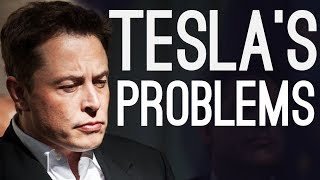 Tesla's Problems – Elon's Sleeping in the Factory Again.. - Video Youtube