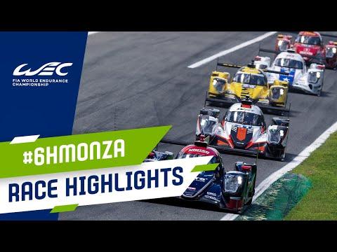 WEC 第3戦 モンツァ6時間レース 2021 決勝レースのハイライト動画