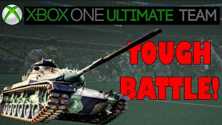 Madden 15 - Madden 15 Ultimate Team - TOUGH BATTLE | MUT 15 Xbox One Gameplay
