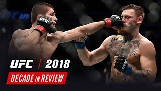 Revisando la Década: UFC 2018