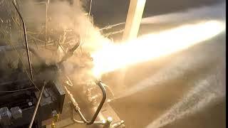 NASA and Virgin Orbit 3D print multimetallic chamber for rocket engine